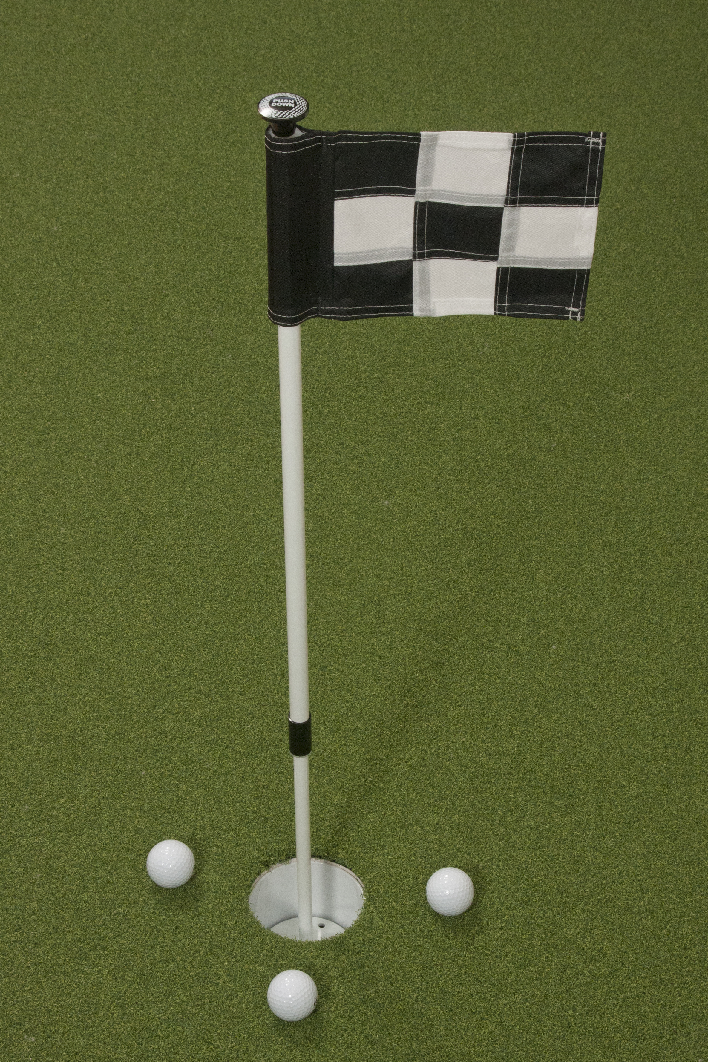 Putting Green Cups and Flags
