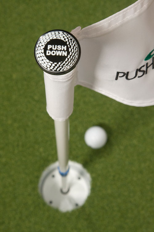 Practice Putting Green Flagstick
