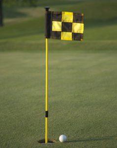 golf flag sticks