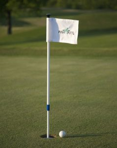 Golf Pole and Flag
